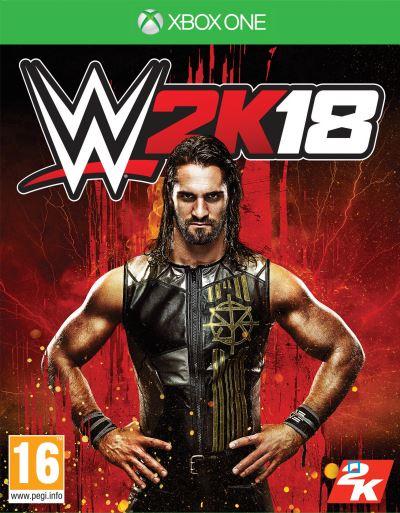 WWE 2K18 Xbox One