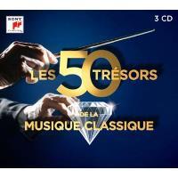 Les 50 Trésors de la Musique Classique Coffret