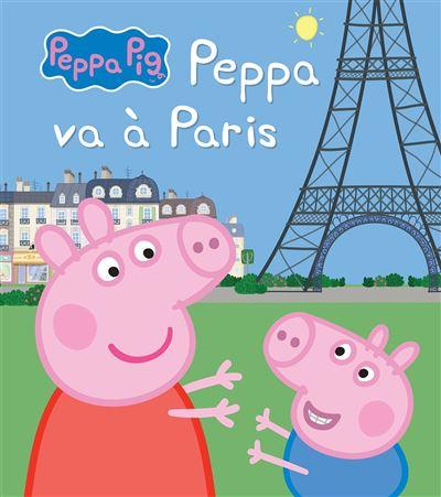 Peppa Pig - Peppa à Paris