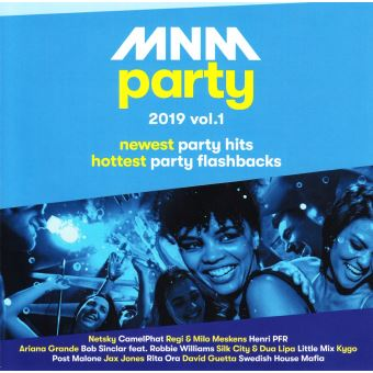 MNM PARTY 2019/1/2CD