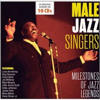 Milestones Of A Jazz Legends Male Jazz Singers