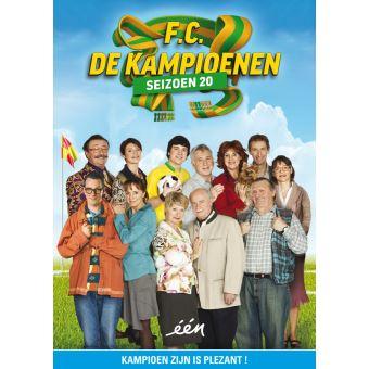 F.C. De kampioenen reeks 20-NL