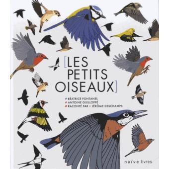 Les petits oiseaux livre avec un cd audio livre cd for Les petits oiseaux