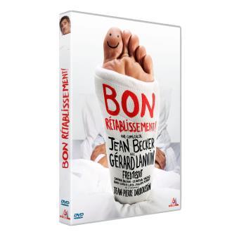 Bon rétablissement ! DVD