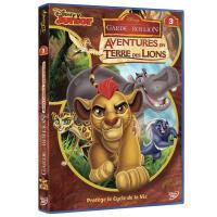 La Garde du Roi Lion Volume 3 Aventures en Terre des Lions DVD