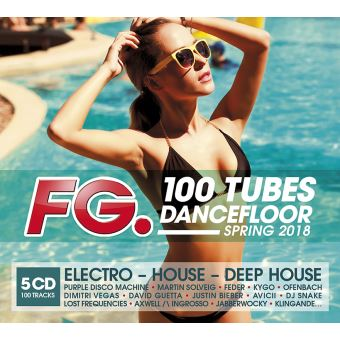 100 tubes dancefloor spring 2018