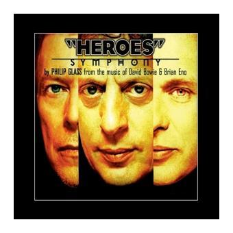 Heroes symphony Vinyle 180 gr