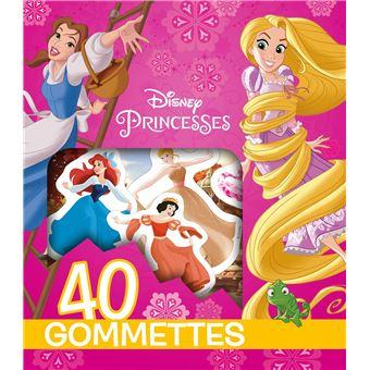 Disney Princesses40 gommettes