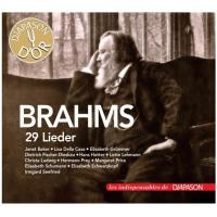 Brahms : 29 Lieder