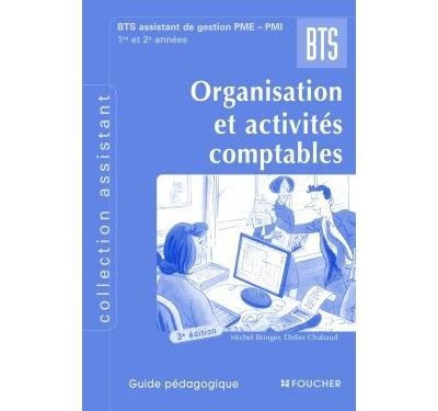 Organisation Et Activites Comptables