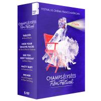 Coffret Champs Elysées Film Festival DVD