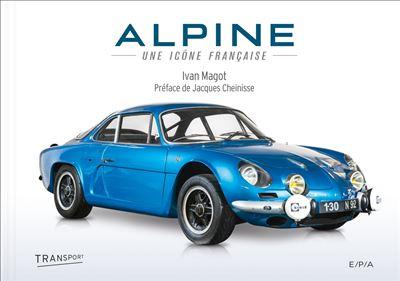 Ouvrages consacrés à l'automobile - Page 18 Alpine