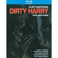 Coffret Dirty Harry Collection Blu-ray