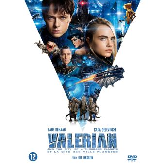 Valerian And The City Of A Thousand Planets BIL