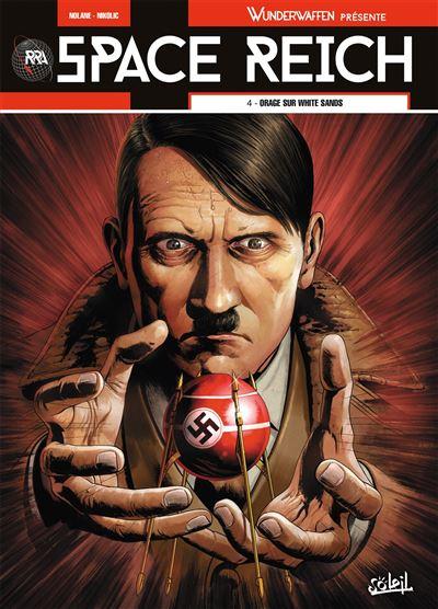 Wunderwaffen présente Space Reich