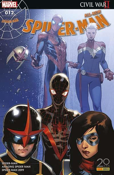 Spider-Man - Tome 12 : All-New Spider-Man n°12