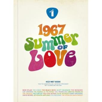 Various Artists - Radio 1: 1967 - Summer Of Love | 4CD+Book