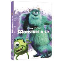 Monstres et Cie Edition Limitée DVD
