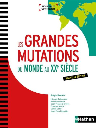 Les Grandes mutations du monde au XXe siècle - Format - EPub 3 - 9782098126923 - 27,99 €