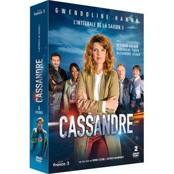 CassandreCassandre Saison 3 DVD