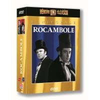 Rocambole L'intégrale de la série Coffret DVD
