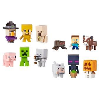 figurines minecraft