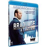 Braquage à l'anglaise Blu-ray