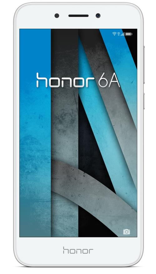 Smartphone Honor 6A Double SIM 16 Go Argent