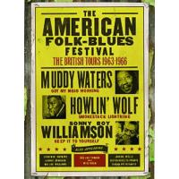 American folk blues festival