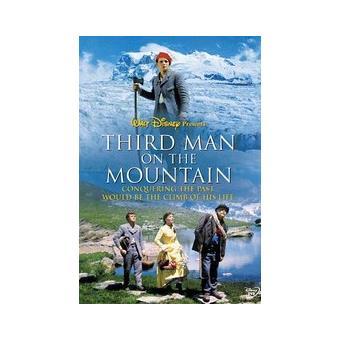 Third man on the mountain