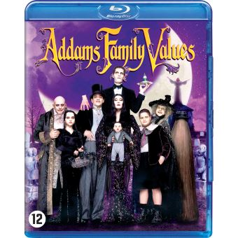 Addams family values-BIL-BLURAY