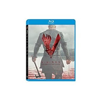 VikingsVikings Saison 3 Blu-ray