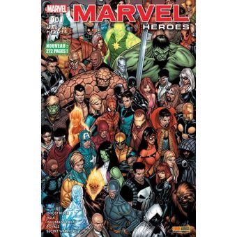 Marvel HeroesMarvel Heroes n°1