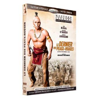 DERNIER DES PEAUX-ROUGES-FR-BLURAY+DVD