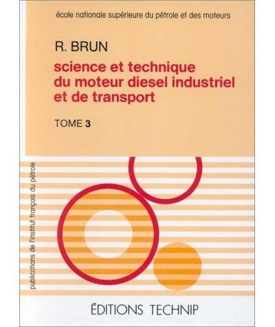 Science et technique du moteur diesel et de transport