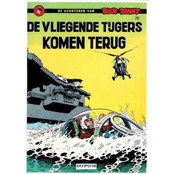 De Avonturen Van Buck DannyDe vliegende tijgers komen terug
