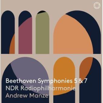 Beethoven: Sinfonias 5 & 7 - SACD