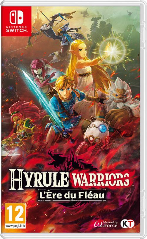 Hyrule Warriors L'Ere du Fléau Nintendo Switch