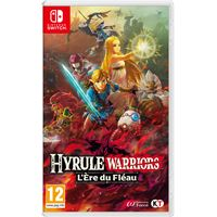 Hyrule Warriors L'Ere du Fléau Nintendo Switch