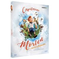 Capitaine Morten et la Reine des araignées Blu-ray