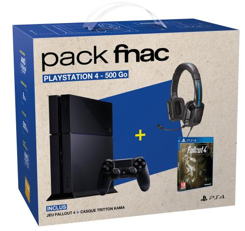 Jonathan Fullseteur des Consoles Sony Pack-Fnac-Playstation-4-500-Go-Fallout-4-Casque-Tritton-Kama