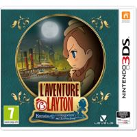 Laytons Mystery 3DS  NL