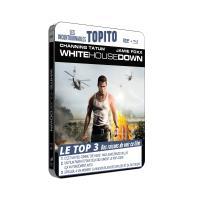 White House down Boîtier métal Combo Blu-ray + DVD