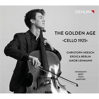 Age d or du violoncelle 1925