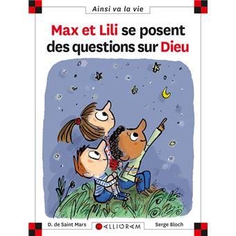 Max et LiliMax et Lili se posent des questions sur Dieu