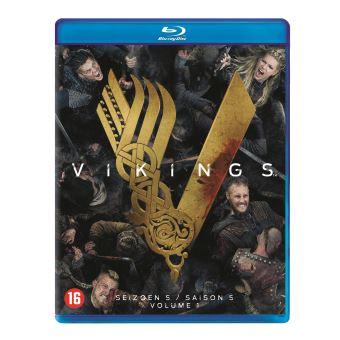 VikingsVikings Season 5 Part 1 Blu-ray