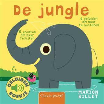 GeluidenboekjesDe jungle (geluidenboekje)