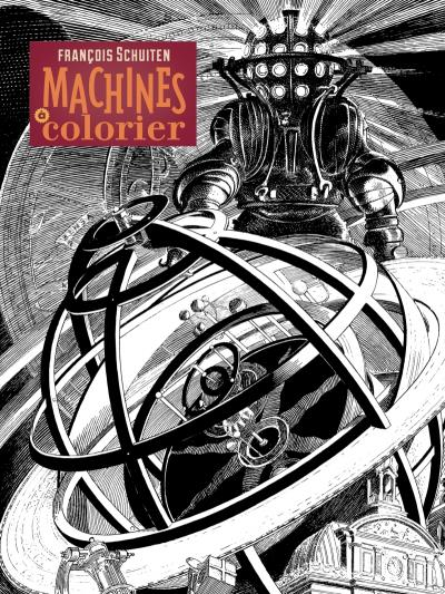 Machines a colorier