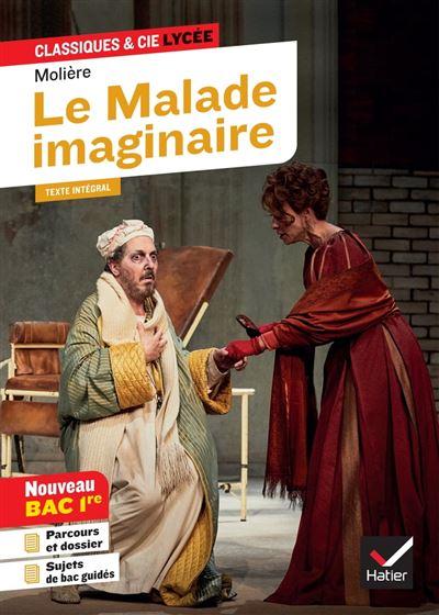 Le Malade imaginaire (Bac 2021) - suivi du parcours « Spectacle et comédie » - 9782401076594 - 2,49 €