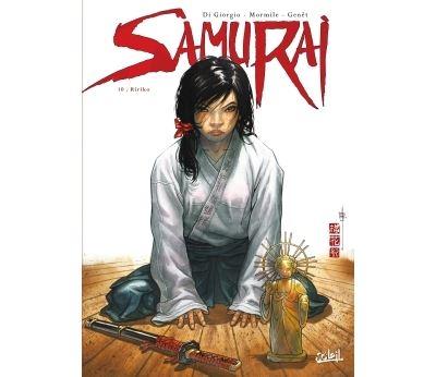 Samurai T10 - Ririko